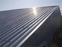 施工実績013 屋根及び外壁工事 屋根(ECO遮熱工法®、外壁重ね張り | 三重県四日市市 宮田工業ゴム㈲様