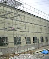【アフター】 施工後の外壁