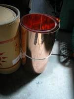 【1】 銅板は最初はコイルの状態です。
