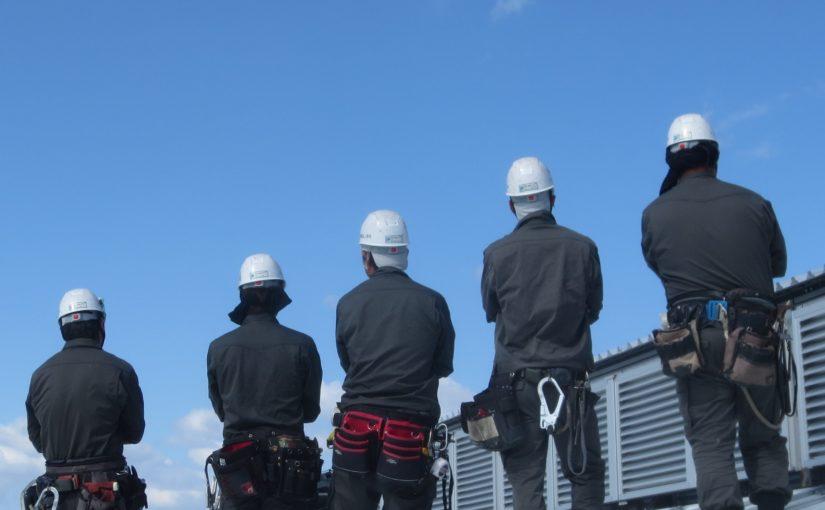 [ブログ]これで夏も安心!遮熱工事完了しました|兵庫県