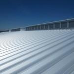 室温50℃まで上がる工場の暑さ対策工事