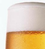 ビールの結露