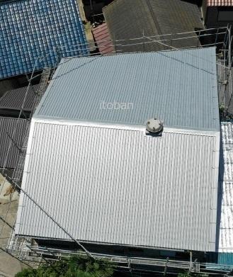 施工実績 食品工場の暑さ対策工事|三重県四日市市