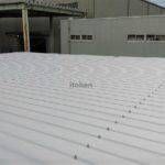 施工実績032 事務所・倉庫「夏の暑さ対策工事」(ECO遮熱工法®)|三重県津市