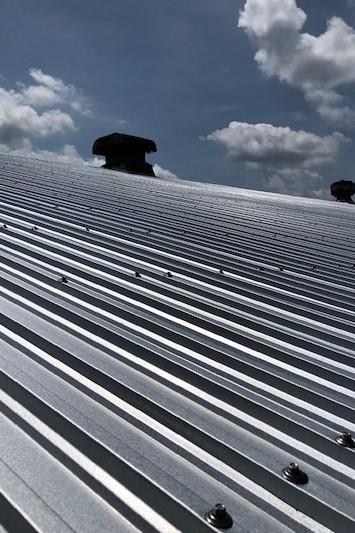 施工実績 アルミ加工工場「夏の暑さ・熱中症対策」(ECO遮熱工法Ⓡ)|滋賀県