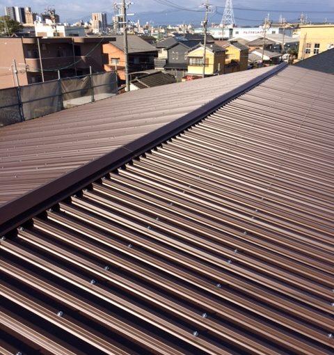 [ブログ]雨漏り修繕「+α」としての遮熱工法|三重県四日市市