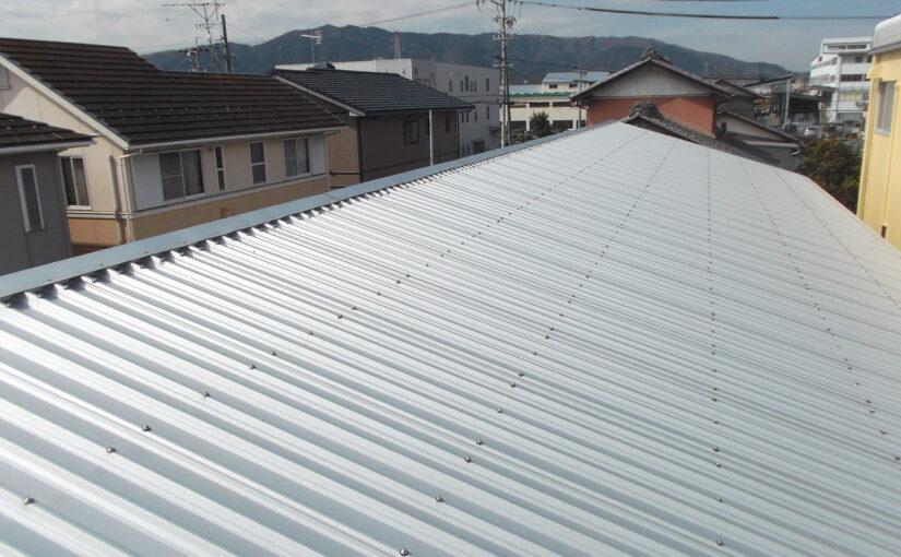 暑さ対策工事完了後の1年点検に伺いました|岐阜県