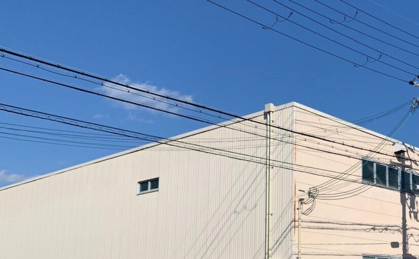資材倉庫にて暑さ対策のご相談|奈良県天理市