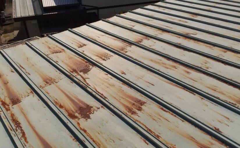コロニアル・瓦棒屋根の塗装工事|四日市市